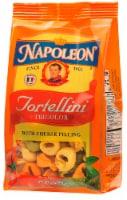 Napoleon Tricolor Tortellini with Cheese Filling - 8 oz