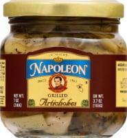 Napoleon Grilled Artichokes