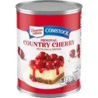Duncan Hines Comstock Original Cherry Pie Filling & Topping