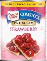 Duncan Hines Comstock Premium Strawberry Filling