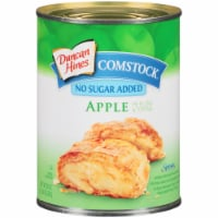 Duncan Hines Comstock No Sugar Added Apple Pie Filling & Topping