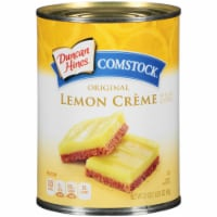 Duncan Hines Comstock Original Lemon Créme Pie Filling