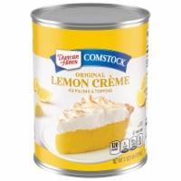 Duncan Hines Comstock Original Lemon Créme Pie Filling - 21 oz