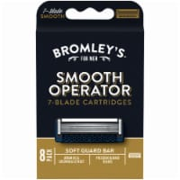 Bromley's™ for Men Smooth Operator 7-Blade Razor Cartridges