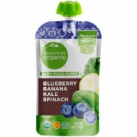 Simple Truth Organic™ Blueberry Banana Kale Spinach Stage 2 Baby Food