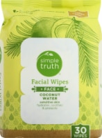 Simple Truth™ Coconut Water Sensitive Skin Facial Wipes 30 Count