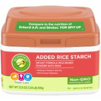 Comforts™ Added Rice Starch Infant Milk-Based Powder Formula