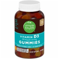 Simple Truth™ Vitamin D3 Gummies 50mcg