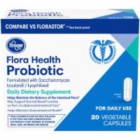 Kroger® Flora Health Probiotic Vegetarian Capsules