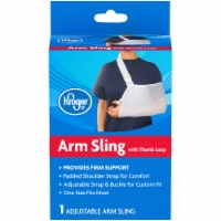 Kroger® Adjustable Arm Sling With Thumb Loop Box