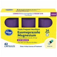 Kroger® Esomeprazole Magnesium Delayed-Release Capsules 20mg