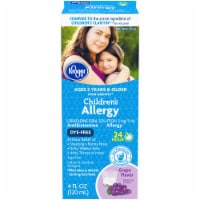 Kroger® Children's Allergy Non-Drowsy Grape Flavored Liquid