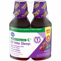 Kroger® EZ Nite Sleep Berry Flavor Nighttime Sleep-Aid Liquid