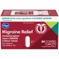 Kroger® Migraine Relief Coated Caplets
