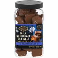Private Selection™ Milk Chocolate Sea Salt Soft Caramels