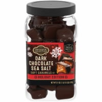 Private Selection™ Dark Chocolate Sea Salt Soft Caramels