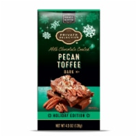 Private Selection™ Milk Chocolate Coated Pecan Toffee Bark