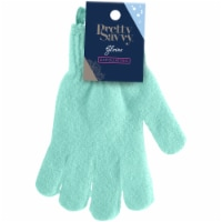 Pretty Savvy Exfoliating Gloves