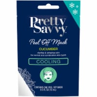 Pretty Savvy Cooling Cucumber Peel Off Mask