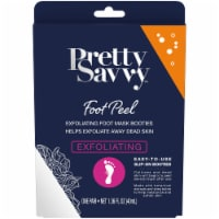 Pretty Savvy™ Exfoliating Foot Peel Mask