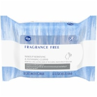Kroger® Fragrance Free Makeup Removing & Cleansing Cloths