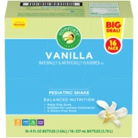 Comforts™ Vanilla Pediatric Nutrition Shakes