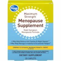 Kroger® Maximum Strength Menopause Supplement Caplets
