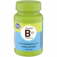 Kroger® Vitamin B12 Tablets 2500mcg