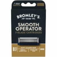 Bromley's™ for Men Smooth Operator 7-Blade Cartridges