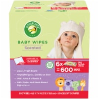 Comforts™ Fresh Scented Baby Wipes