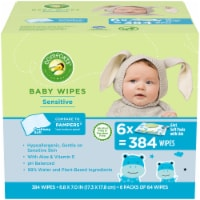 Comforts™ Sensitive Baby Wipes