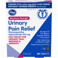 Kroger® Maximum Strength Urinary Pain Relief Tablets