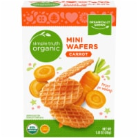 Simple Truth Organic™ Carrot Mini Wafers