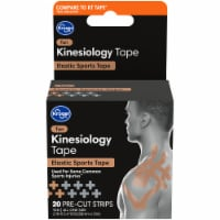 Kroger® Kinesiology Pre-Cut Tape Strips