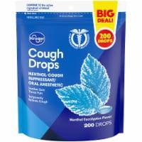 Kroger® Menthol Eucalyptus Flavor Cough Drops 200 Count
