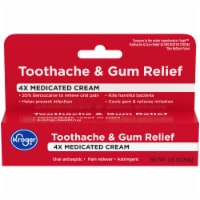 Kroger® Severe Toothache Ointment - 0.33 oz