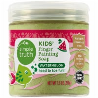 Simple Truth™ Kids' Watermelon Finger Paining Soap