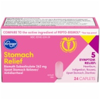 Kroger® Stomach Relief Caplets
