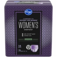 Kroger® Maximum Absorbency XL Women's Underwear