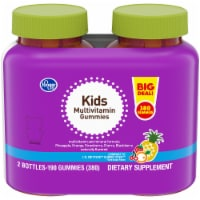 Kroger® Kid's Multivitamin Gummies (2 Pack)