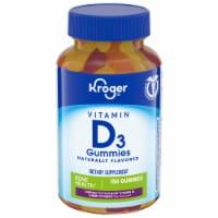Kroger® Vitamin D3 Gummies - 150 ct
