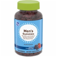 Kroger® Men's Mixed Berry Multivitamin Gummy