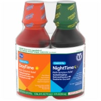 Kroger Day/Night Multipurpose Relief Twin Pack - 24 fl oz