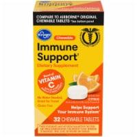 Kroger® Immune Support Chewables Citrus Flavor Dietary Supplement