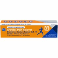Kroger Arthritis Pain Reliever Topical Gel