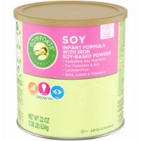 Comforts Stage 1 Soy Powder with Iron Baby Formula