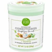 Simple Truth® Beauty Crate Avocado Coconut & Papaya Hydrating Conditioner - 7.2 oz
