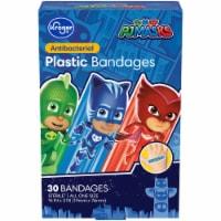Kroger® PJ MASKS Antibacterial Kids Plastic Bandages