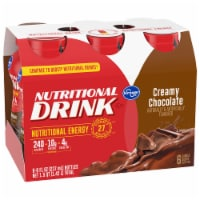 Kroger® Creamy Chocolate Nutritional Drink