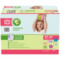Comforts™ Girls' Size 3-4T Training Pants